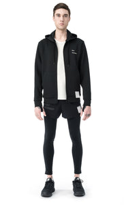Spacer Post-Run Zip-Up Hoodie