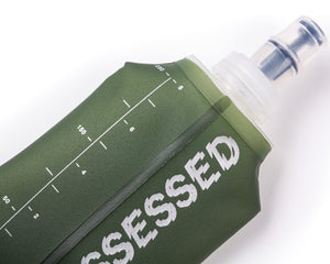 WATER FLASK 250ML X 2PCS - Army Green - Detail 2