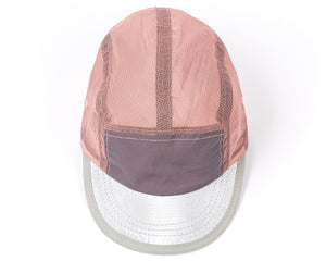 Trail Running Cap - CORAL PINK - Front