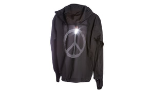 3-Layer Running Jacket - Peace Light