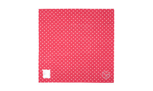 Bandana - Red - Front