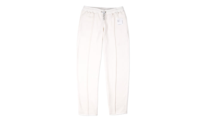 Jogger Pants - Off White - Front