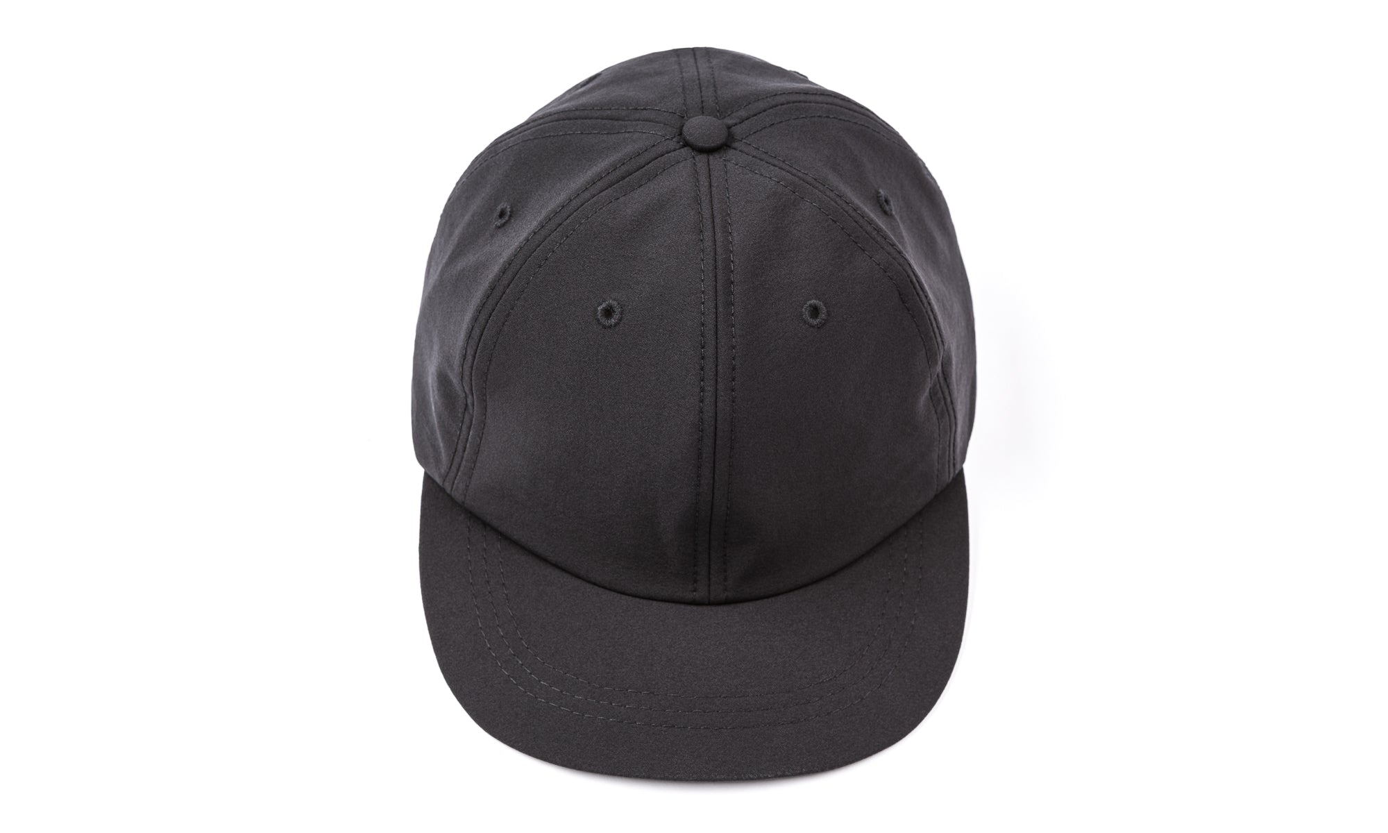 Dynamic Running Cap - Black - Front