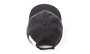 Dynamic Running Cap - Black - Up