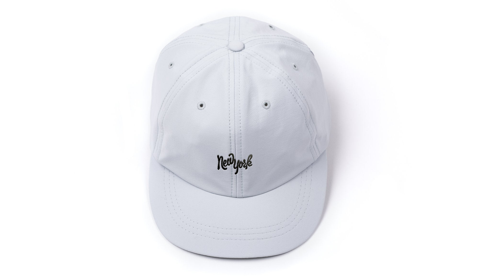 N.Y. Softshell Running Cap