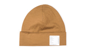 Cloud Merino 160 Running Hat - Amber - Front