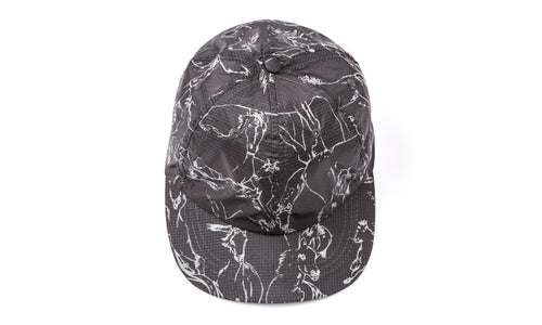 Ultra-Light Running Cap - Mustang - Front