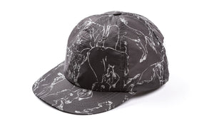 Ultra-Light Running Cap - Mustang - Front Side