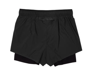 "Short Distance 3"" Shorts - Back"