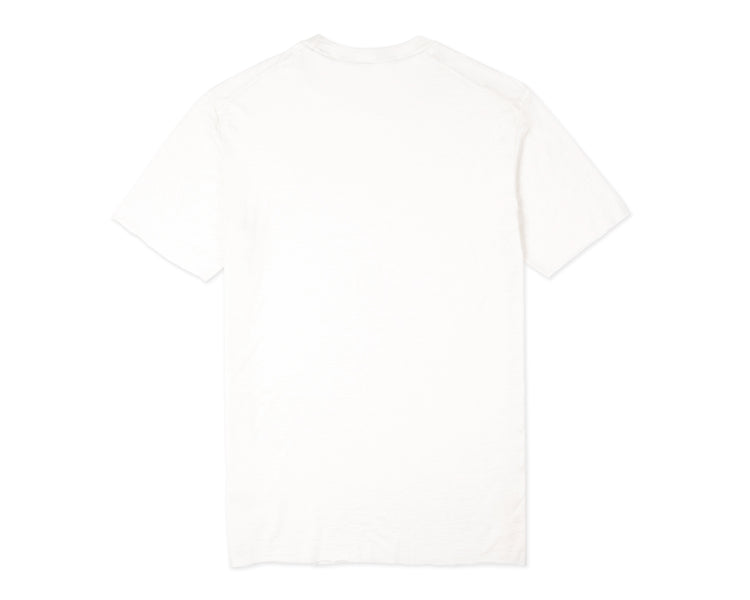 Cloud Merino 100 Tee Shirt - Off White - Back