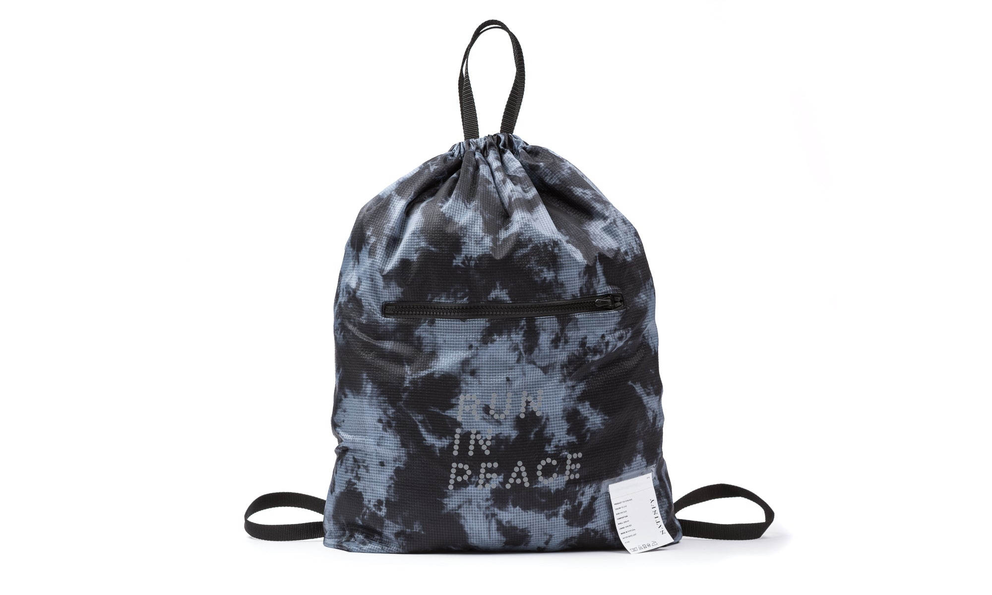 The Gym Bag - Tie-Dye - Front