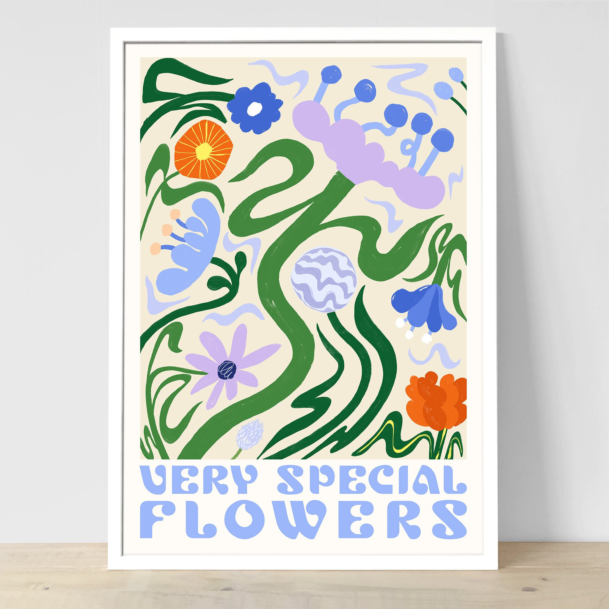 Very Special Flowers