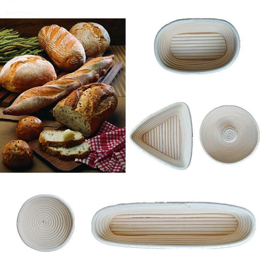 Brotform Proofing Baskets-Baking Utensils-Qponer