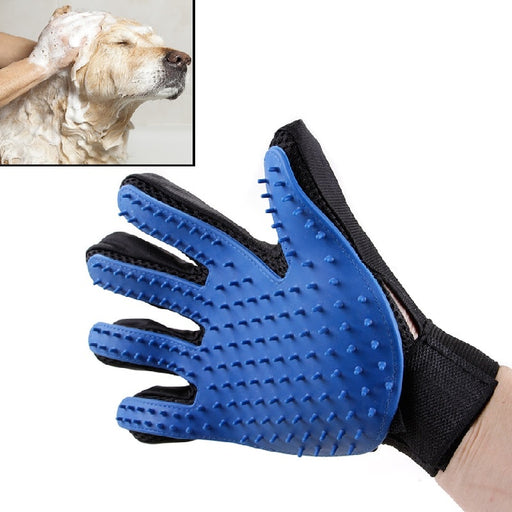 Pet Grooming Glove-Pet Supplies-Qponer