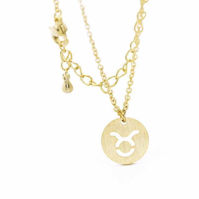 Personalized Horoscope Necklaces