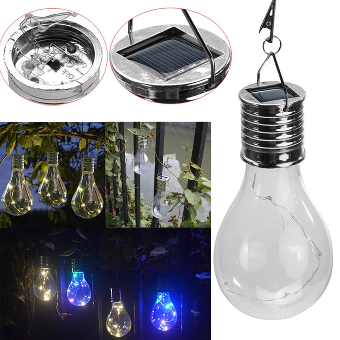 Solar Outdoor LED Lamp