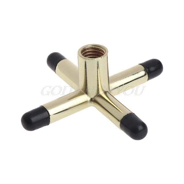 Copper Stick Frame & Cue Rest for Billiards & Pool