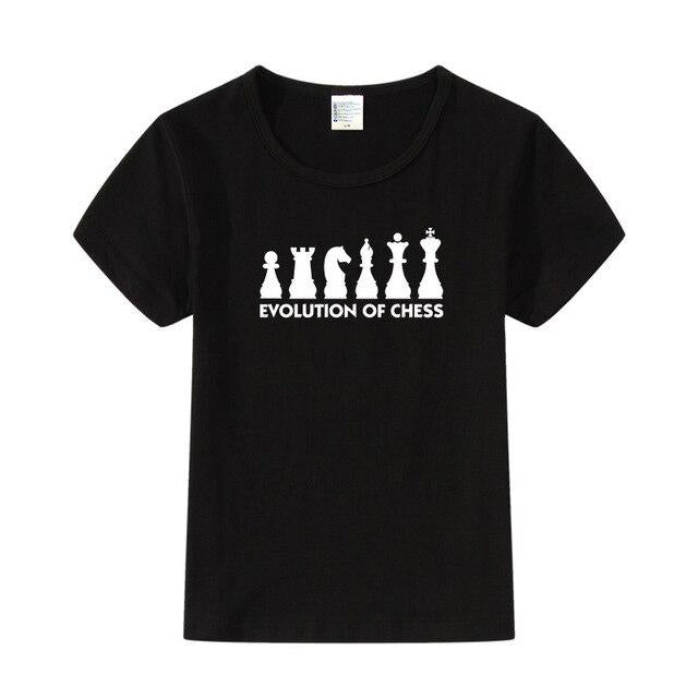 Evolution Of Chess T-Shirts