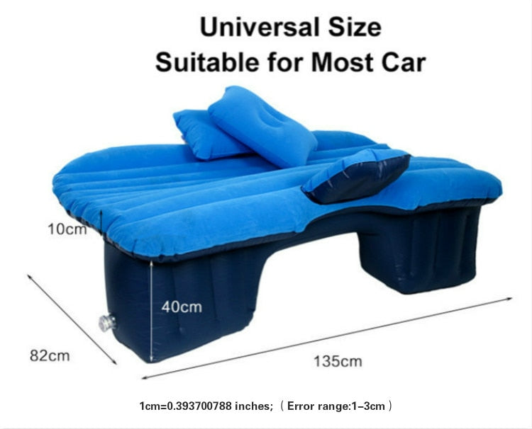Back-Seat Air Mattress