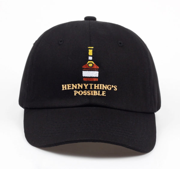 Hennything's Possible Dad Hat - Lavish Accessories & Shoe House