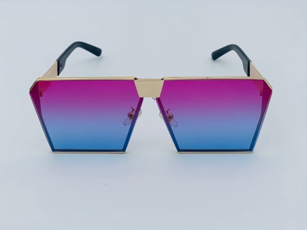 Retro Nights Sunglasses - Lavish Accessories & Shoe House