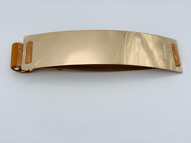 Gold Plated Belt - Lavish Accessories & Shoe House