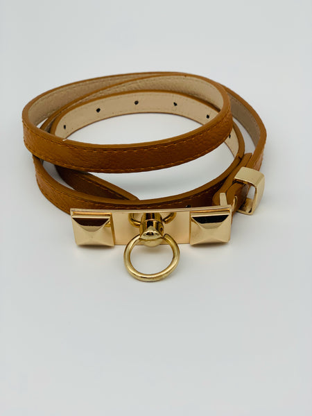 Knock Knock Belt - Lavish Accessories & Shoe House