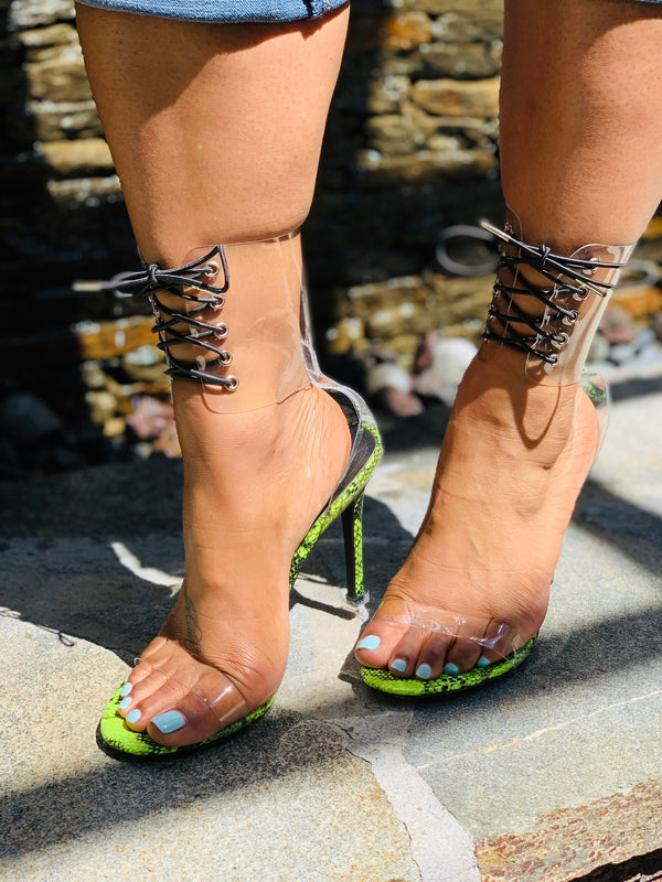 King Cobra Heels - Lavish Accessories & Shoe House