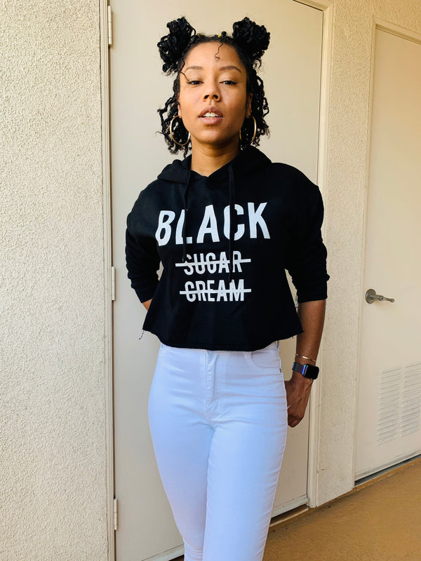 Black Coffee Hoodie - Lavish Accessories & Shoe House