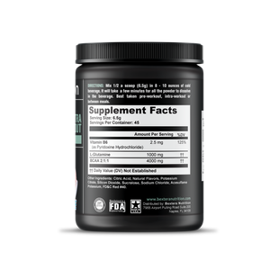 Bextera Nutrition - BCAAs Candy Ice