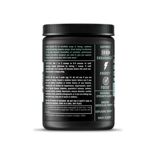 Bextera Nutrition - Pre-Workout Candy Ice