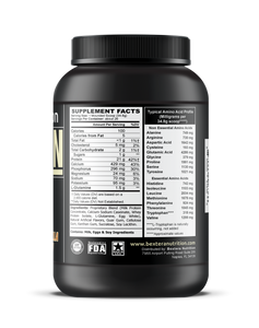 Bextera Nutrition - Timed Release Protein - French Vanilla Ice Cream
