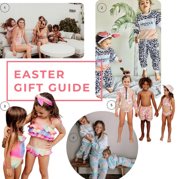 Our Easter Gift Guide is here! If you're looking for alternatives to chocolate this Easter then look no further, we have matching family outfits for all