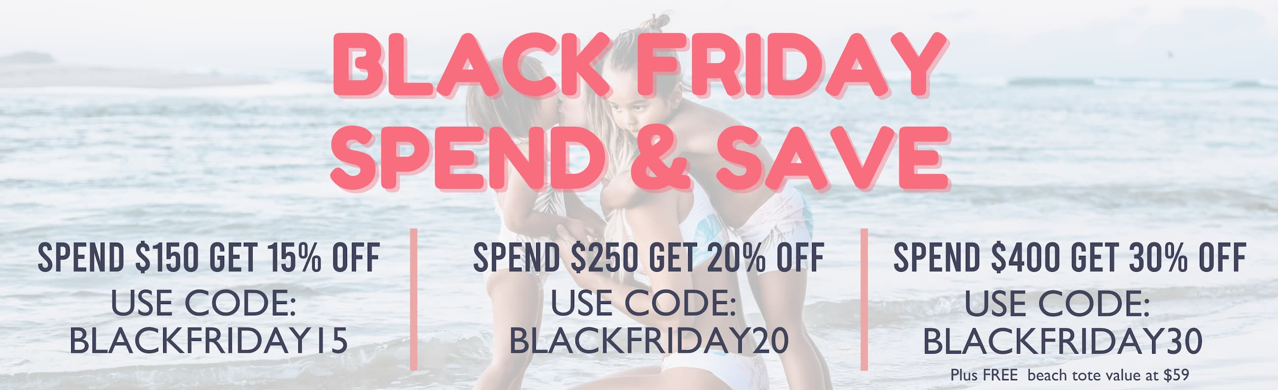 Check out our Black Friday deals!