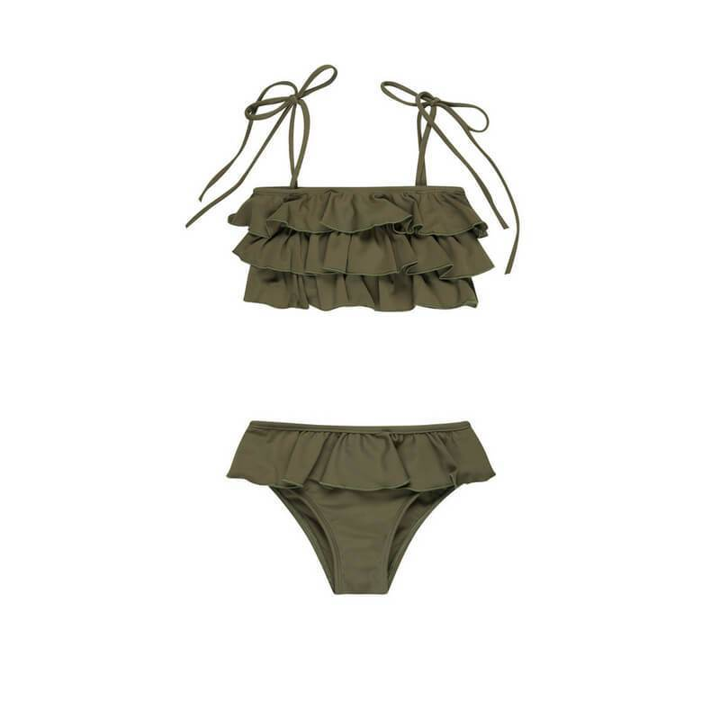 POPPY Set // Military Green