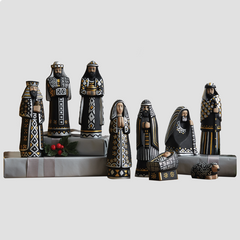 The First Noel Nativity