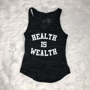 Health is Weath