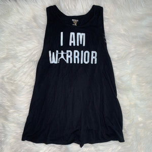 I Am Warrior