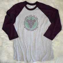 Load image into Gallery viewer, Love You To The Winery & Back Baseball Tee