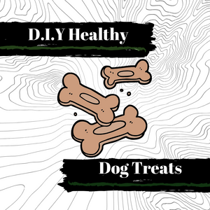 D.I.Y Healthy Dog Treats