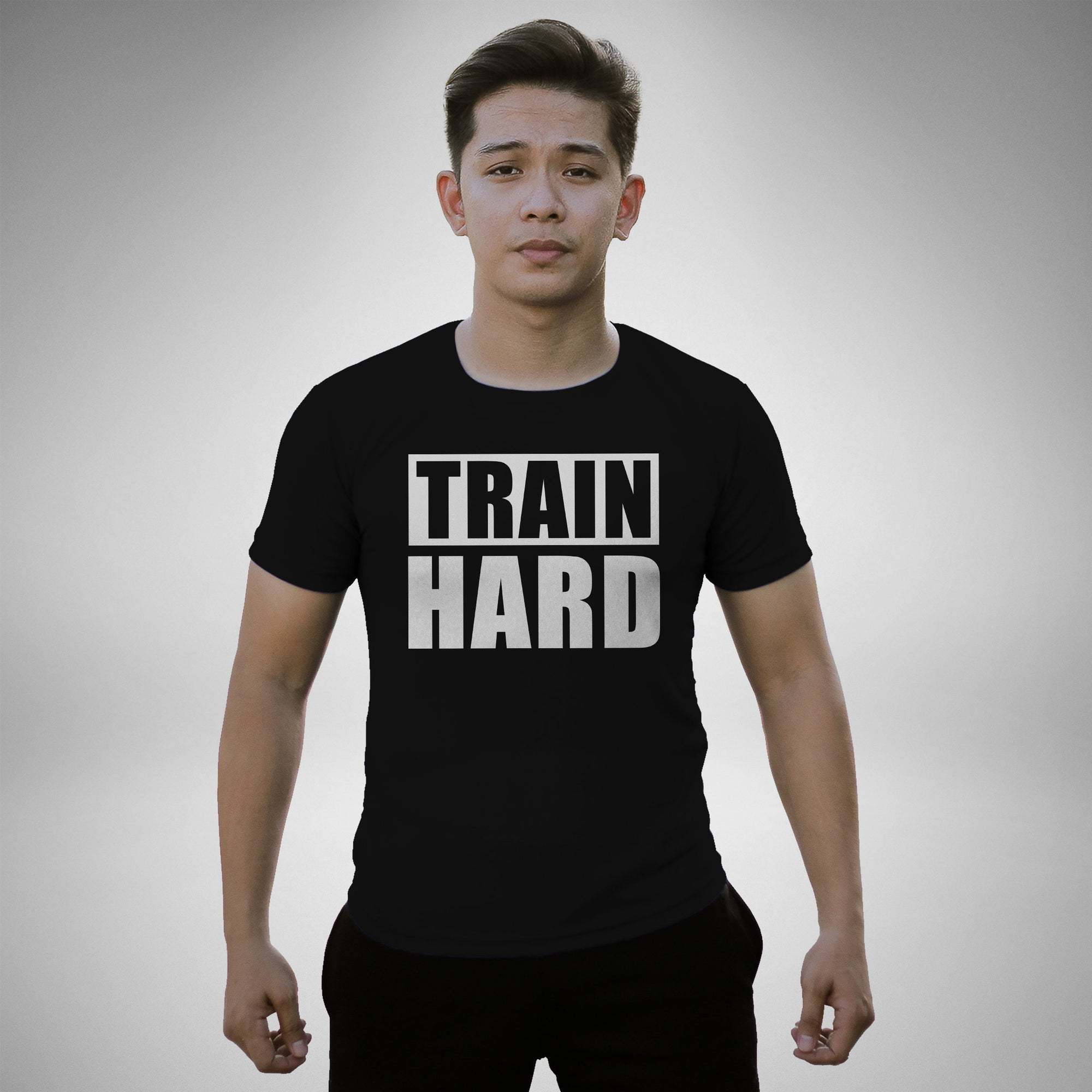 AT125 Train Hard T-Shirt