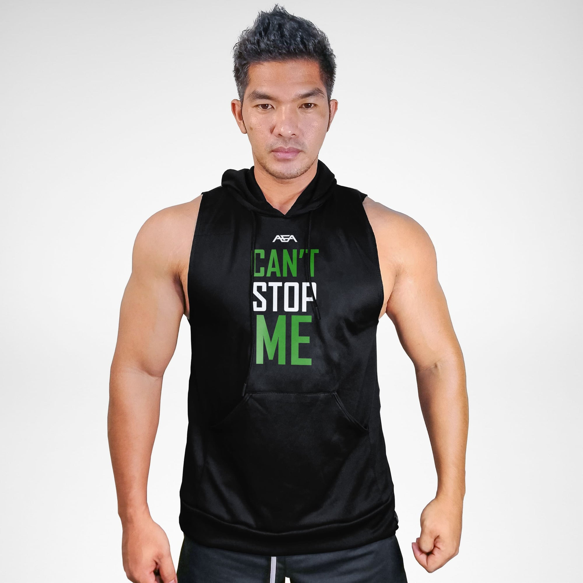 AFA Can't Stop Me Sweat Muscle Hoodie
