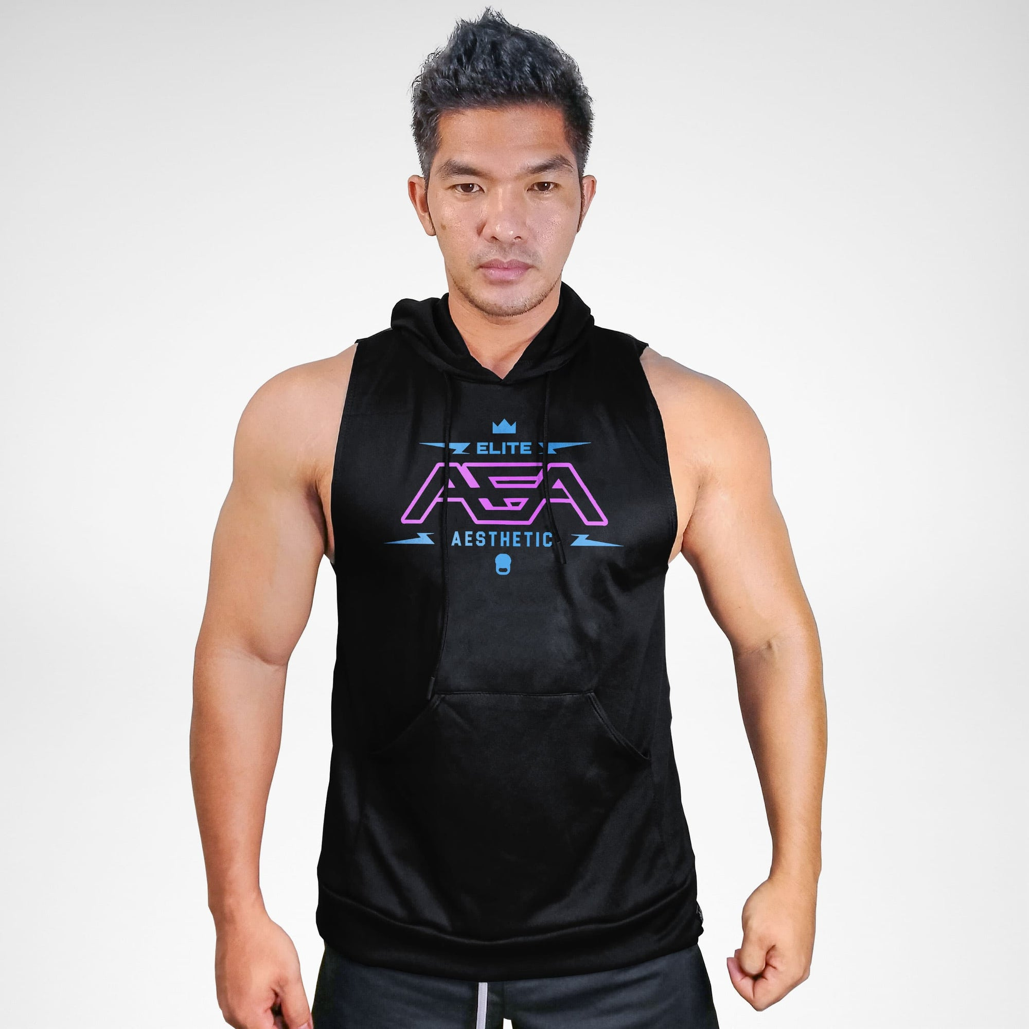 AFA Elite Aesthetic Sweat Muscle Hoodie