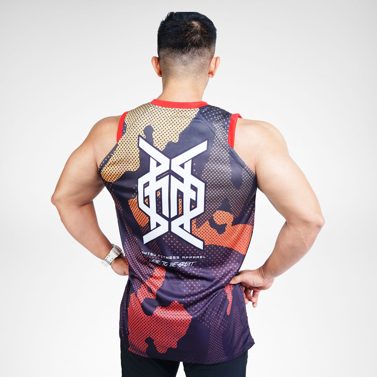 AFA I Am The Weapon Sublimation Tank Top