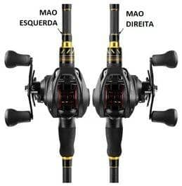 Carretilha Max Fish Pro Original