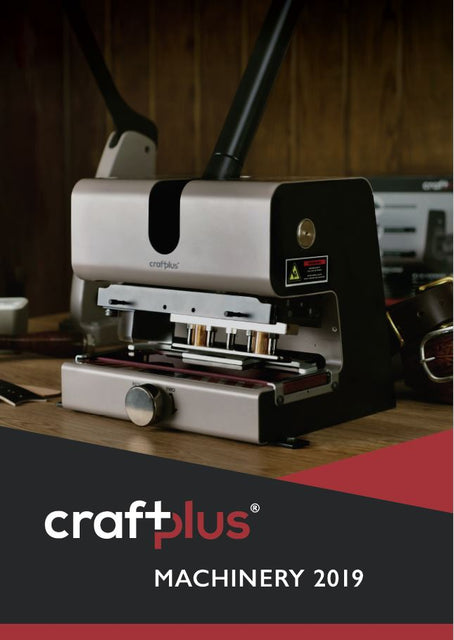 Craftplus Machinery 2019 Catalog
