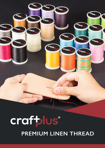 Craftplus Premium Linen Thread