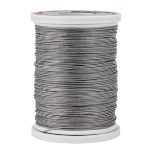 Craftplus® 0.5mm Premium Linen Thread, Slate Grey