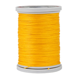 Craftplus® 0.55mm Premium Linen Thread, Yellow