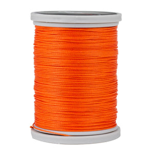 Craftplus® 0.55mm Premium Linen Thread, Orange